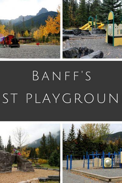 Banff Playgrounds