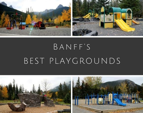 Banff's Best Playgrounds