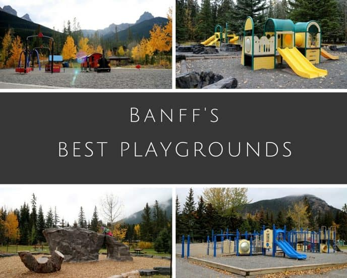 Banff Playgrounds