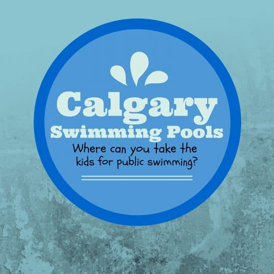 Calgary Swimming Pools – Where Can You Take the Kids for Public Swimming?