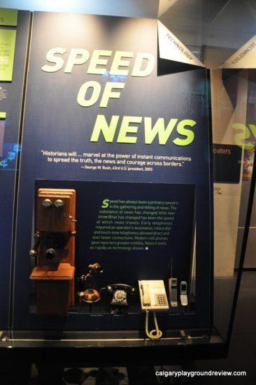 Newseum - Washington, DC