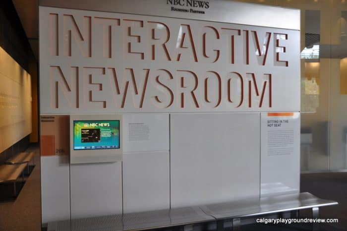 Newseum - Washington, DC