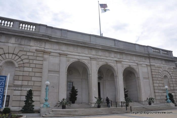 Art Galleries at the National Mall with Kids