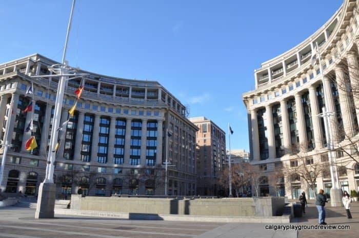 Navy Memorial - Washington, DC