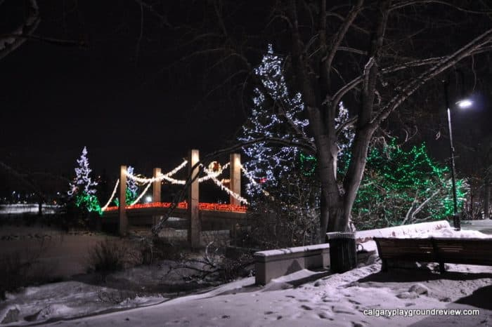 Eau Claire Christmas Lights