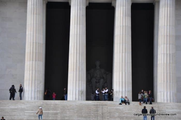Lincoln Memorial - Washington, DC