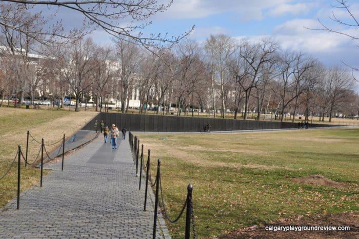 Vietnam Memorial - Washington, DC