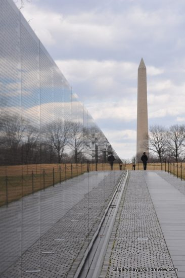 Vietnam War Memorial - Washington, DC