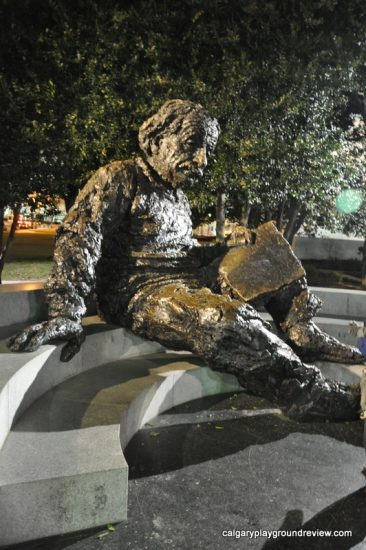 Einstein Memorial - Washington, DC