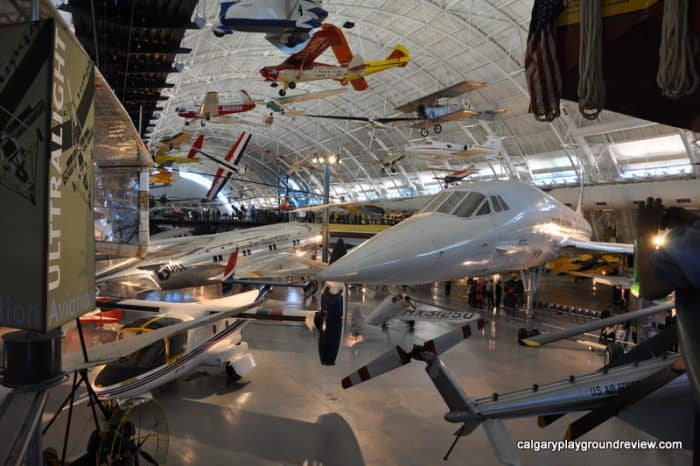 Steven F. Udvar-Hazy Center – Air and Space Museum