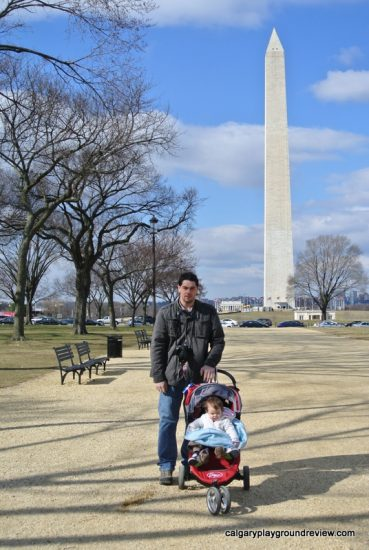 On the National Mall - Washington, DC