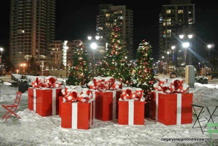 East Village presents