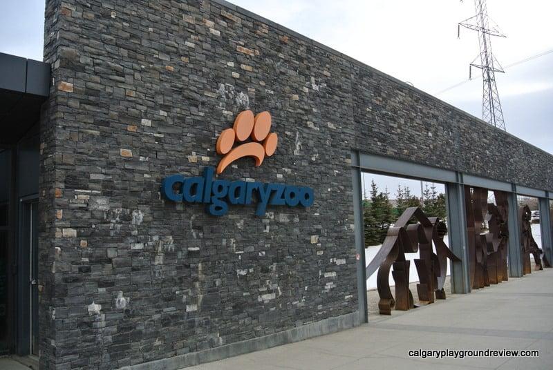 Visiting The Calgary Zoo Calgaryplaygroundreview Com