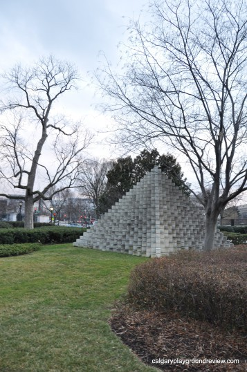National Gallery of Art Sculpture Garden -Washington, DC