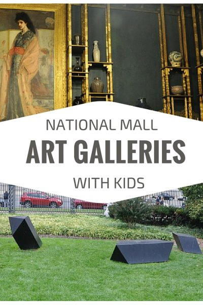 Art Galleries at the National Mall with Kids – Washington, DC