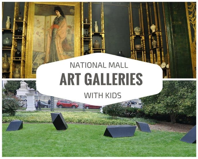 Visiting Art Galleries of the National Mall with Kids - Art Galleries at the National Mall with Kids