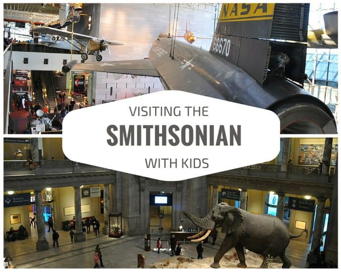 Visiting the Smithsonian With Young Kids