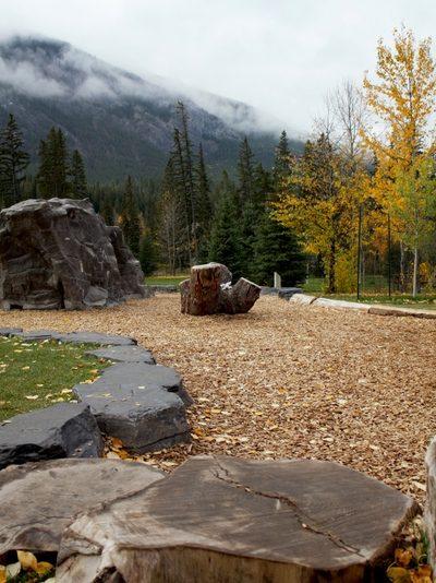 Banff Central Park Playground