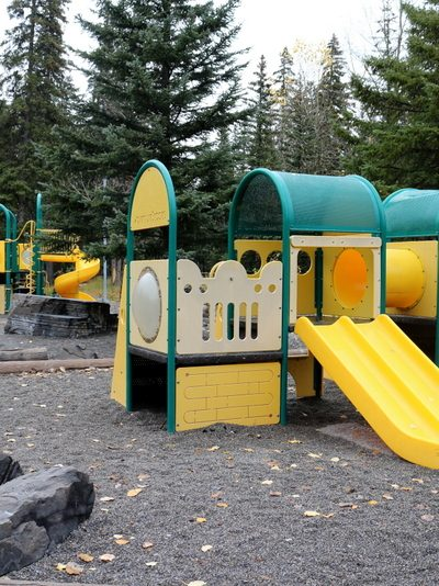Banff Recreation Grounds Playground