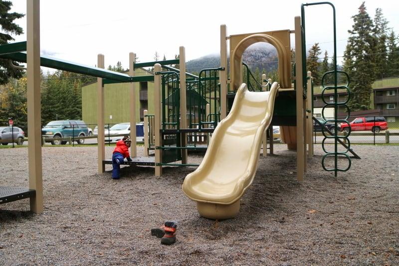Banff Rotary Playground
