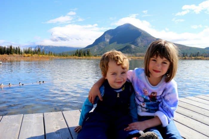 Banff with Kids