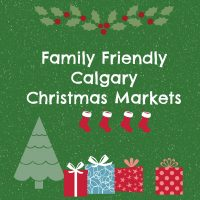 calgary christmas markets