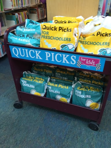 library quick picks