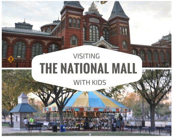 Visiting the National Mall with Kids