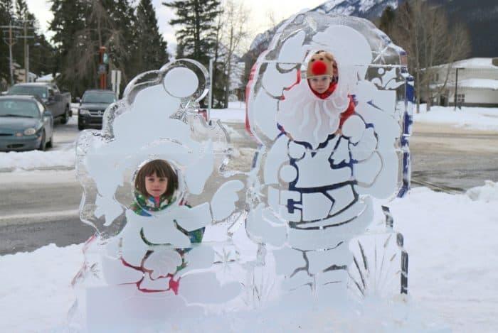 Christmas in Banff