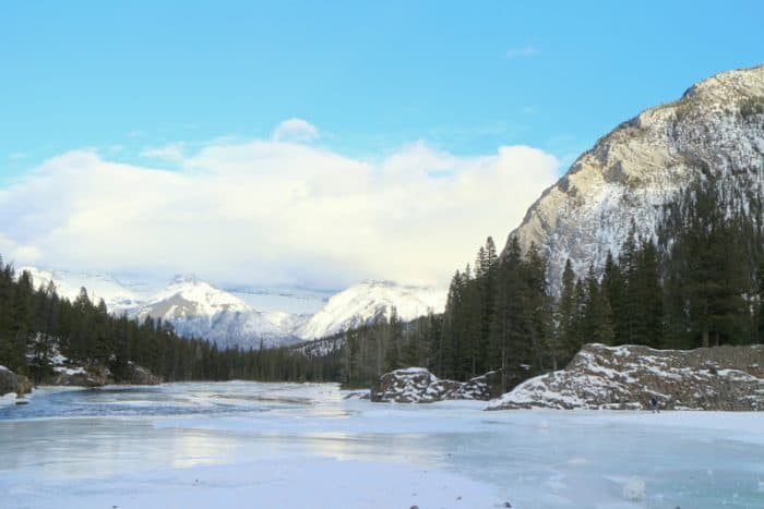Christmas in Banff