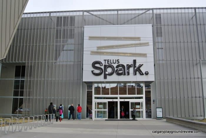 Calgary Science Centre - Telus Spark