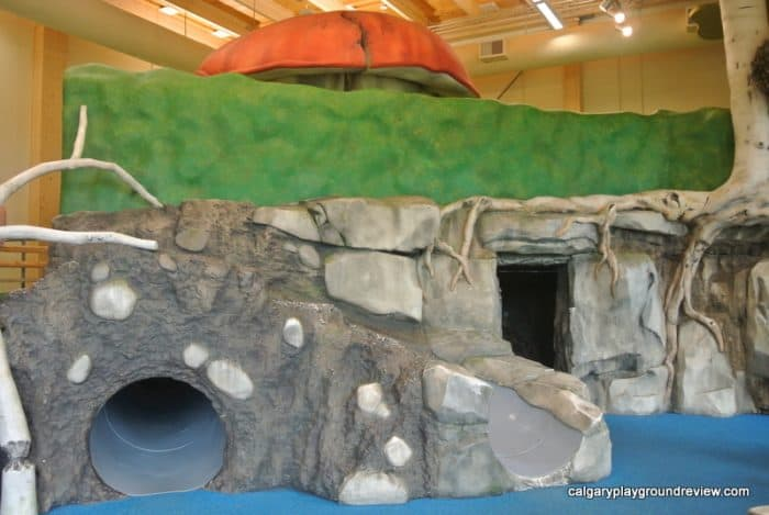 Tegler Discovery Zone – Indoor Play Space – John Janzen Nature Centre – Edmonton