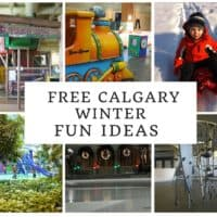 Free things to do with Kids in Calgary in the Winter