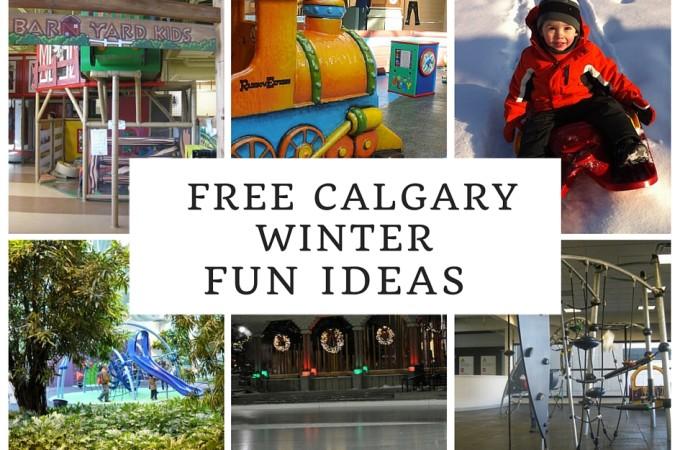Free Calgary Winter Fun