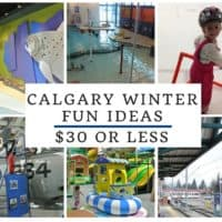 Budget friendly Calgary winter fun