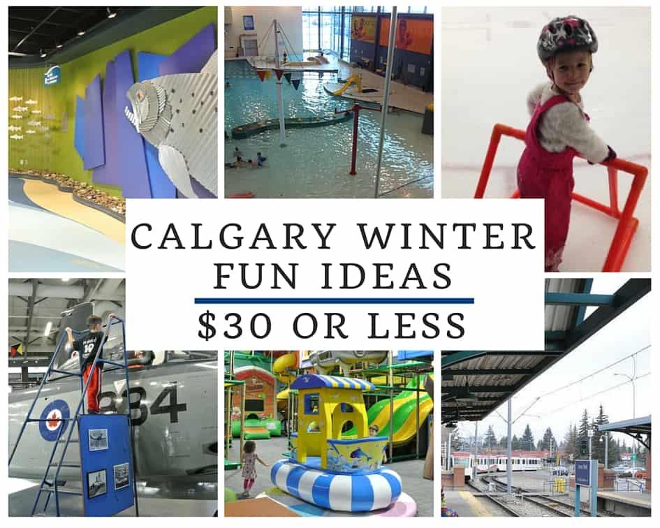 Calgary winter fun