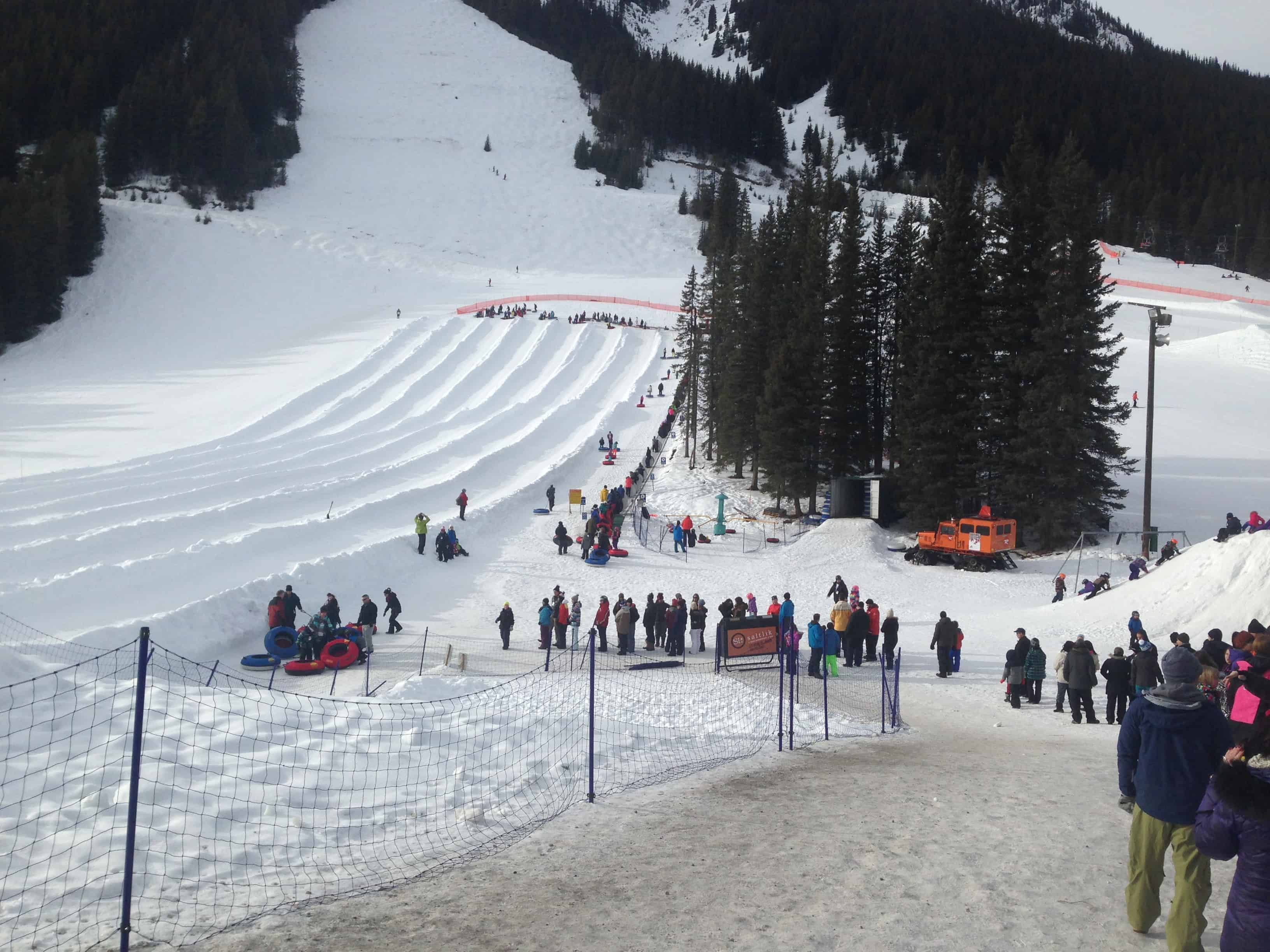 Tubing at Mount Norquay: Everything you wanted to know