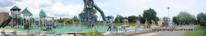 Broadmoor Park Playground - Sherwood Park