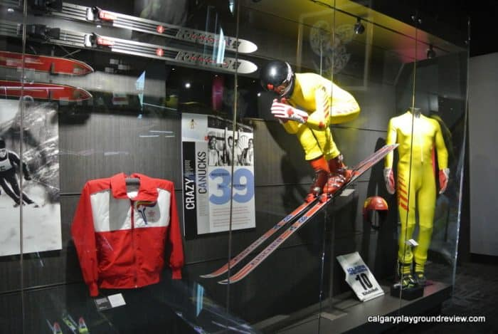 Canada's Sports Hall of Fame at COP