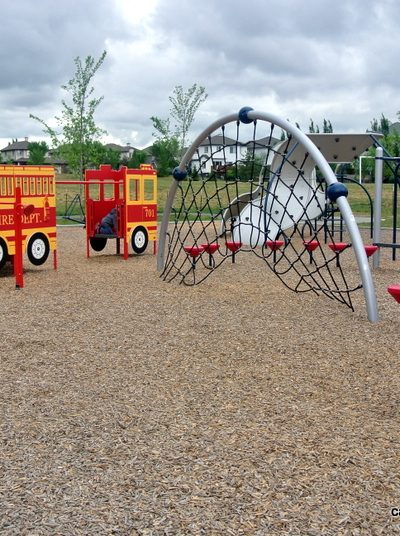 Hodgson Park Playground – Edmonton