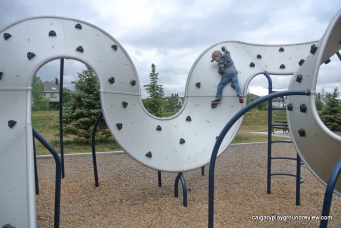 Hodgson Park Playground - Edmonton