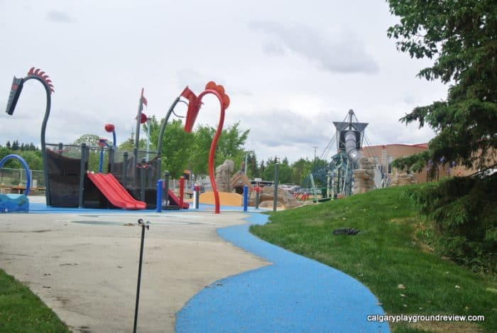 Broadmoor Lake Park Playground - Sherwood Park