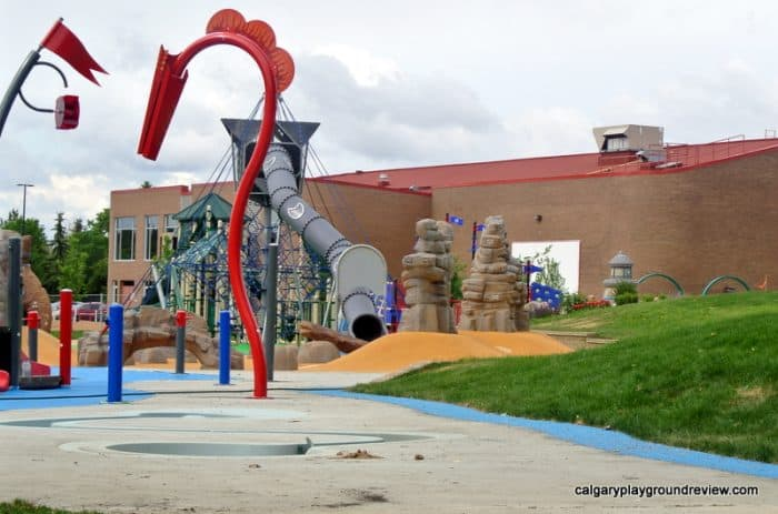 Broadmoor Lake Park Playground - Sherwood Park