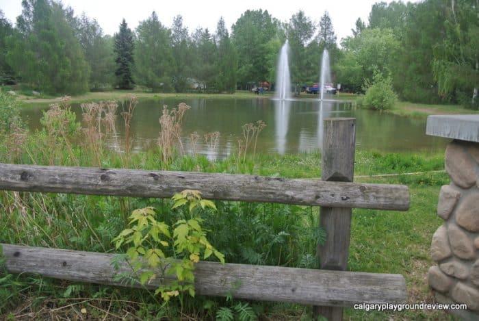 Rundle Park Playground - Edmonton