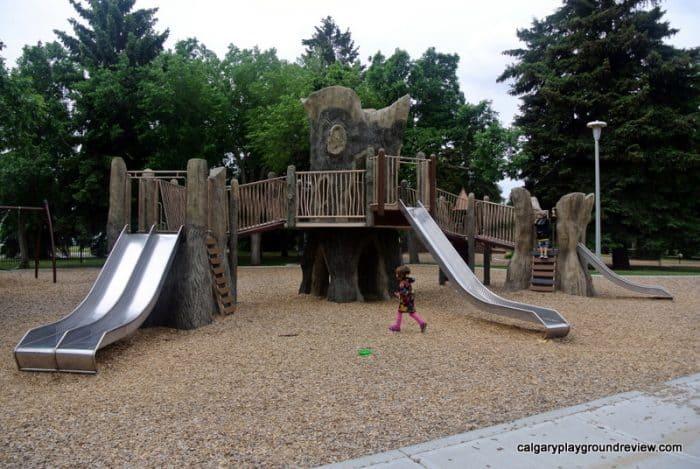 Borden Park Playground – Edmonton