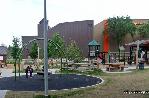 Kinsmen Park Playground – Edmonton