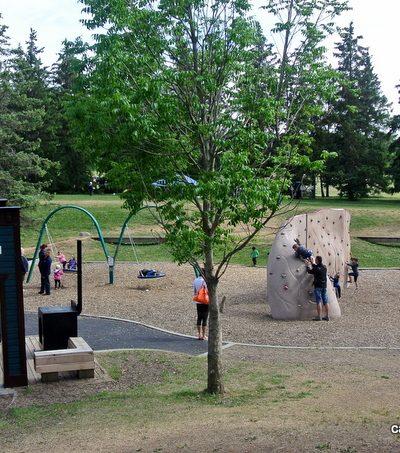 William Hawrelak Park Playground – Edmonton