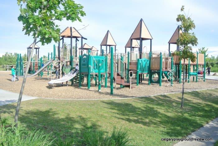 Kinsmen Park Playground - Edmonton