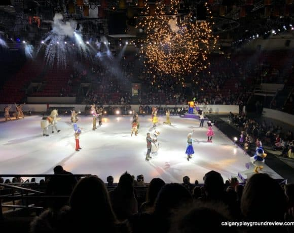 Disney on Ice: Dare to Dream in Calgary Review
