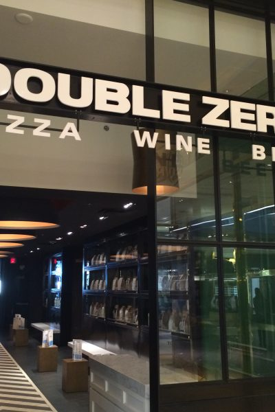 Double Zero Pizza – Chinook – Eating Out With Kids in Calgary